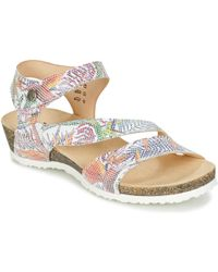 Think! - Rasca Women's Sandals In Multicolour - Lyst