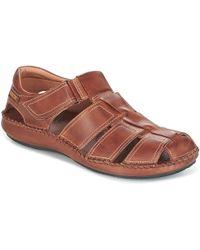 Pikolinos - Tarifa 06j Men's Sandals In Brown - Lyst
