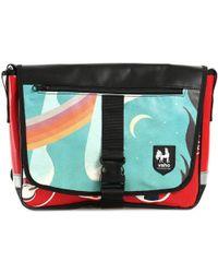 Vaho - Frodo M Across Body Bag Accessories Tricolore Women's Shoulder Bag In Multicolour - Lyst