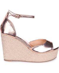 Linzi - Juliet Women's Sandals In Pink - Lyst