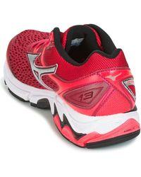 Mizuno - Wave Inspire 13 (w) Women's Running Trainers In Red - Lyst