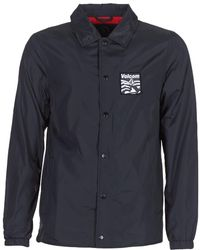 Volcom - Brews Coach Jkt Men's Jacket In Black - Lyst