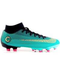 8d00b8e4e Nike - Mercurial Superfly Academy Cr7 Mg Men s Football Boots In Green -  Lyst