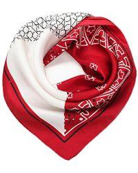 Calvin Klein - K60k604250 Women's Bag In Red - Lyst