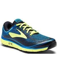 Brooks - Pure Grit 6 Men's Shoes (trainers) In Multicolour - Lyst