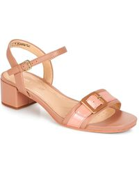 37ae17f5a69 Clarks - Orabella Shine Women s Sandals In Pink - Lyst