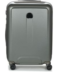 Delsey - Helium Air 2 Val Tr 4dr 64 Women's Hard Suitcase In Grey - Lyst