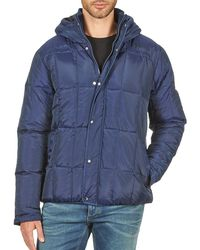 Bench - Quota Men's Jacket In Blue - Lyst