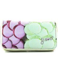 Y Not? - ? C361 Wallet Accessories Pink Women's Purse Wallet In Pink - Lyst