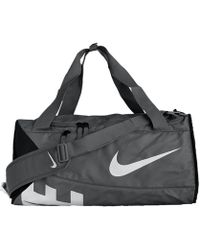 Nike - Alpha Adapt Crossbody Women's Sports Bag In White - Lyst