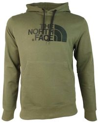 450e55eac The North Face - Light Drew Peak Hoody Men's Sweatshirt In Green - Lyst