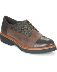 Mam'Zelle - Rodeo Women's Casual Shoes In Brown - Lyst