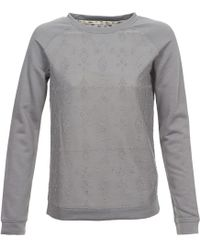 Billabong - Burny Women's Sweatshirt In Grey - Lyst