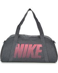 Nike - Gym Club Duffel Women's Sports Bag In Grey - Lyst