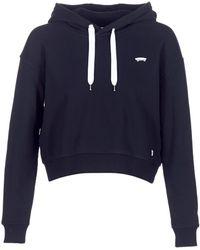 Vans - Boulder Women's Sweatshirt In Black - Lyst