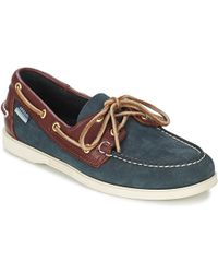 Sebago - Spinnaker Boat Shoes - Lyst