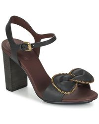 See By Chloé - Sb28144 Women's Sandals In Black - Lyst