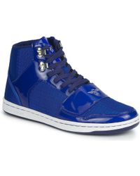 Creative Recreation - Gs Cesario Men's Shoes (high-top Trainers) In Blue - Lyst