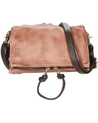 A.S.98 - Lara Women's Shoulder Bag In Pink - Lyst