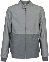 Volcom - Whatford Nuts Men's Jacket In Grey - Lyst