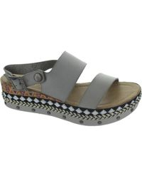 7be66a7d068 Blowfish Malibu - Lola-b Women s Sandals In Grey - Lyst