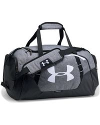 Under Armour - Undeniable Duffle 30 S Men's Sports Bag In Black - Lyst