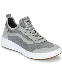 183b6f48197 Vans - Ultrarange Men s Shoes (trainers) In Grey - Lyst