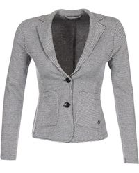 Marc O'polo - Dorea Women's Jacket In Grey - Lyst