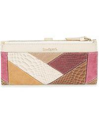 Desigual - Bols_talia Pia Women's Purse Wallet In Multicolour - Lyst