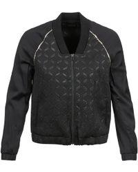 Color Block - Xandria Women's Jacket In Black - Lyst