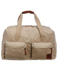 Reebok - Cl One Weekend Women's Travel Bag In Beige - Lyst