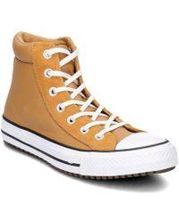 808e3d07ec984e Converse - Chuck Taylor All Star Boot Pc Hi Women s Shoes (high-top Trainers