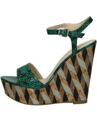 Relish - Perai4019 Sandals Women's Sandals In Green - Lyst