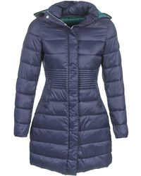 U.S. POLO ASSN. - Marianne Women's Jacket In Blue - Lyst