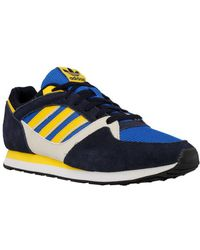 99fcdd97754b4 Adidas Zx 750 Wv Men s Shoes (trainers) In Blue in Blue for Men - Lyst