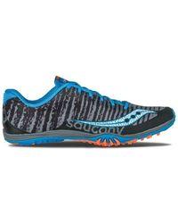 Saucony - Przełajowe Kilkenny Xc Uk Men's Running Trainers In Blue - Lyst