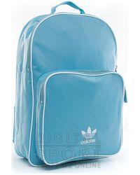 adidas - Mochila Adicolor Dj0880 Girls s Children s Backpack In Blue - Lyst 250611e363c89