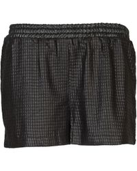 Suncoo - Bonie Women's Shorts In Black - Lyst