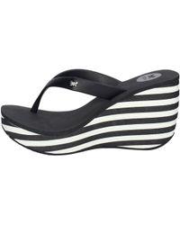 Zaxy - 81975 23491 Women's Sandals In Black - Lyst
