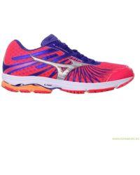 Mizuno - Wave Sayonara 4 Women's Shoes (trainers) In Multicolour - Lyst