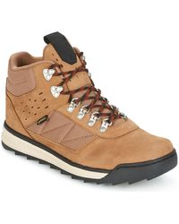 Volcom | Shelterlen Gore Tex Boot Men's Mid Boots In Brown | Lyst