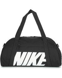 Nike - Women's Gym Club Training Duffel Bag Women's Sports Bag In Black - Lyst