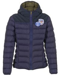 Napapijri | Articage Women's Jacket In Blue | Lyst