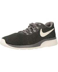 Nike - Tanjun Racer Women's Shoes (trainers) In Grey - Lyst