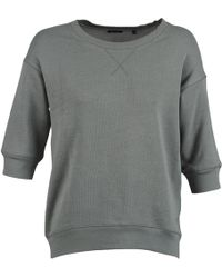 Marc O'polo - Delys Women's Sweatshirt In Grey - Lyst