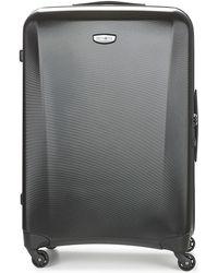 Samsonite - Ncs Klassik Spinner 75 Women's Hard Suitcase In Black - Lyst