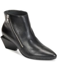 United Nude - Rocky Mid Women's Low Boots In Black - Lyst