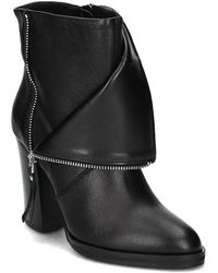 Gino Rossi - Matera Women's Low Ankle Boots In Black - Lyst