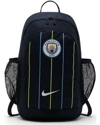 Nike - Manchester City Stadium Women s Backpack In Multicolour - Lyst 27d219181d8a7