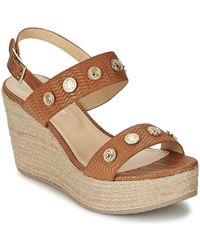 Alberto Gozzi | Iris Women's Sandals In Brown | Lyst